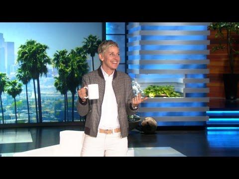 A Surprise Auction in Ellen's Audience