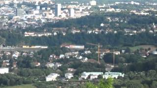 preview picture of video 'Poestlingberg, Linz, Austria [Travel with Manfred]'