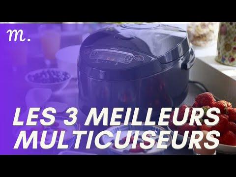 🥇TOP 3 MULTICUISEURS (2021)