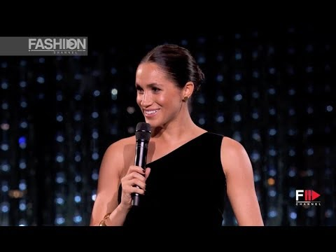 CLARE WAIGHT KELLER for Givenchy | British Womenswear Designer - The Fashion Award 2018