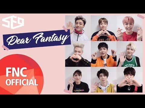 SF9 - Dear Fantasy