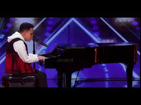 Golden Buzzer Kodi Lee - America's Got Talent 2019 (видео)