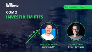 Como investir em ETFs – Com Felipe Pontes do TradersClub