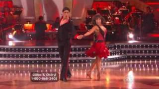 Gilles Marini and Cheryl Burke - Addicted to love