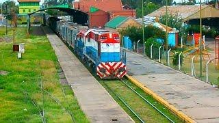preview picture of video 'ALCO RSD-16 #8279 + GR-12W #6603 por La Banda (14-01-15)'