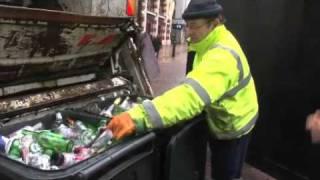 Below The Waste Line: Rolling With London's Bin Men