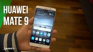 Huawei Mate 9, toma de contacto