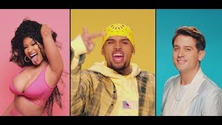 Chris Brown   Wobble Up (Official Video) Ft. Nicki Minaj, G Eazy (TRADUCTION FRANCAISE )