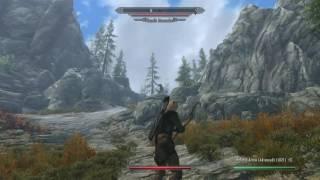 Legolas does Skyrim