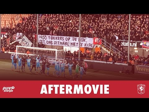 AFTERMOVIE | 1400 supporters in Volendam