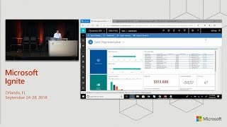 Microsoft Dynamics 365 AI: Accelerate business transformation with the power of AI - BRK2398