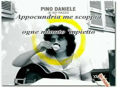 Pino Daniele Appocundria Karaoke