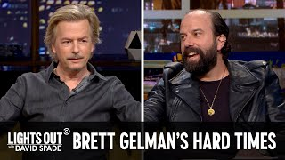 Brett Gelman Lives in His Car (feat. Chris Jericho) - Lights Out with David Spade