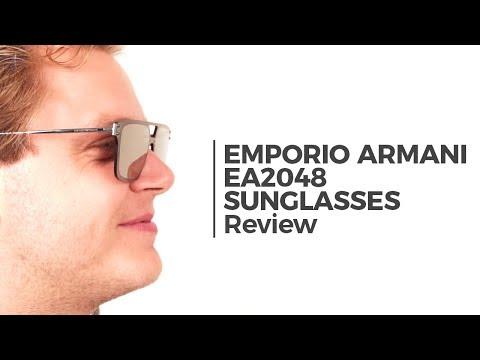 Emporio Armani EA 2048 Sunglasses Review | SmartBuyGlasses