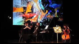 Bohuslav Martinu – Trio for flute, cello and piano. 1st part. Zona Imaginarium