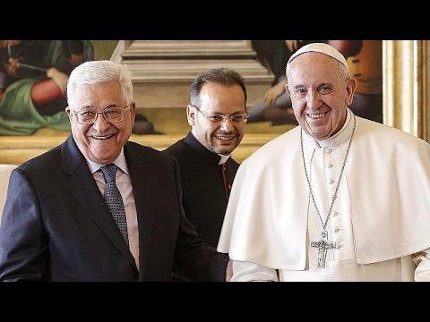 Βατικανό: Εγκαίνια πρεσβείας της Παλαιστινιακής Αρχής