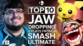 The Top 10 Jaw-Dropping Plays from Smash Ultimate So Far