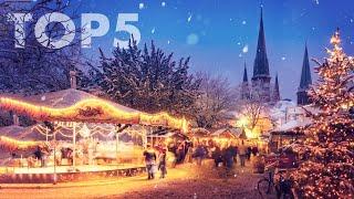 Trendy video TOP 5 najkrásnejšie vianočné trhy v Európe