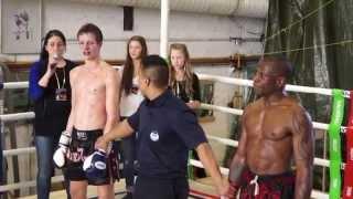 Supremacy Amateur League IV - Jonas Berglund vs Fabian Pettersson