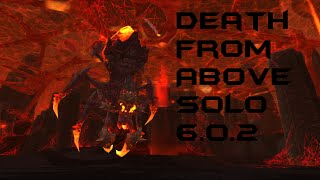 WOW Death from above easy solo achievement 6.0.2