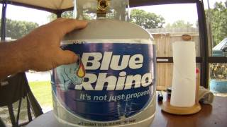 How to get a  New 20lb Propane tank for FREE.