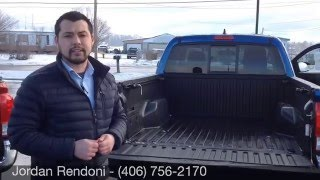 2016 Toyota Tacoma for Terry | Access Cab Vs. Double Cab | Kalispell Toyota Scion