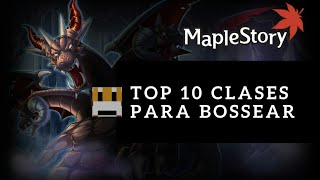 maplestory 2019 top classes - TH-Clip