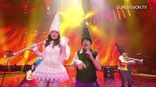 Zdob si Zdub   So Lucky Moldova   Live   2011 Eurovision Song Contest Final 3