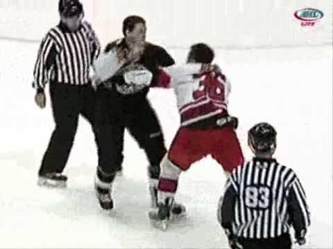 Jesse Boulerice vs Brad Herauf
