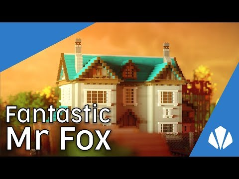 how to make a fox banner in minecraft pe