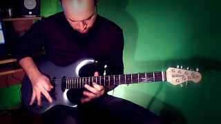 """Steve Lukather - """"All's Well That Ends Well"""" solos (cover by Damir Puh) - Jammit tracks"""