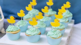 Rubber Ducky Baby Shower Collection - Baby Shower Inspiration