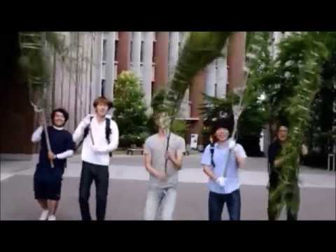 Happy from 同志社大学(Doshisha University) -Pharrell Williams Made with SAP
