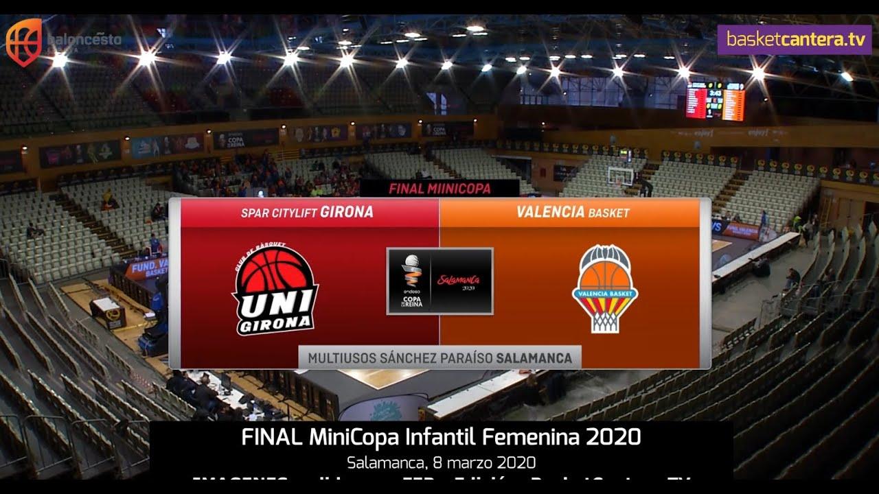 U14F -  Final MiniCopa Infantil FEM. 2020: