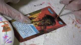 Altered Art Force Of Will