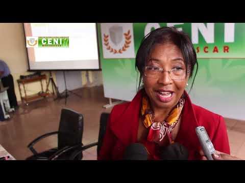 Restitution du comité d'observation sur l'amélioration du cadre légal des élections
