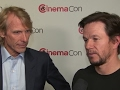 Wahlberg: Bay will never let go of 'Transformers'