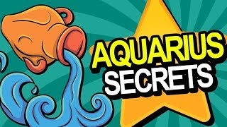 21 Secrets Of The AQUARIUS Personality ♒
