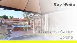 11 Casuarina Avenue, Boronia. Agent: Paul Scott 0417 369 329