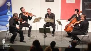 """I Ciclo Conciertos Clásicos Arrecife """"Concierto para Cuarteto de Cuerdas y Clarinete"""""""