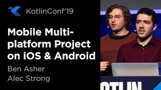 Shipping a Mobile Multiplatform Project on iOS & Android
