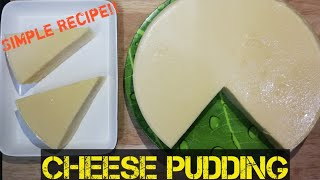 Cheese Pudding Recipe - Resepi Puding Cheese - Simple & Easy Recipe ~ Miss Lings Kitchen