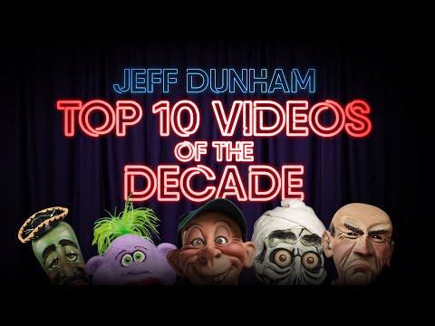 Top 10 Videos of the Decade! | Jeff Dunham