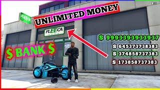Gta 5 Unlimited Money Glitch Fleeca Bank $$ Latest Money Maker