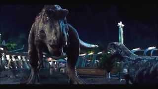Pelea entre Dinosaurios