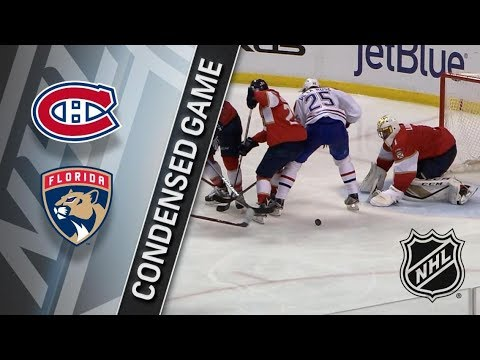 Montreal Canadiens vs Florida Panthers – Mar. 08, 2018 | Game Highlights | NHL 2017/18. Обзор