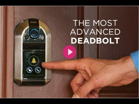 Top 5 Smart Locks | Best Smart Lock Review 2017 | August Kwikset Kevo Schlange Ultraloq Review