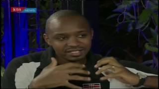 JKL: Politics 101 with Activist Boniface Mwangi and MP Moses Kuria,  3rd Nov 2016 Part 1