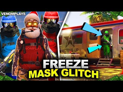 All Christmas Mask Gta 5.Gta 5 Online New Freeze Xmas Mask On Outfits In Director