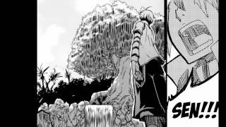 Sen y Kai Manga: Páginas 23 - 25